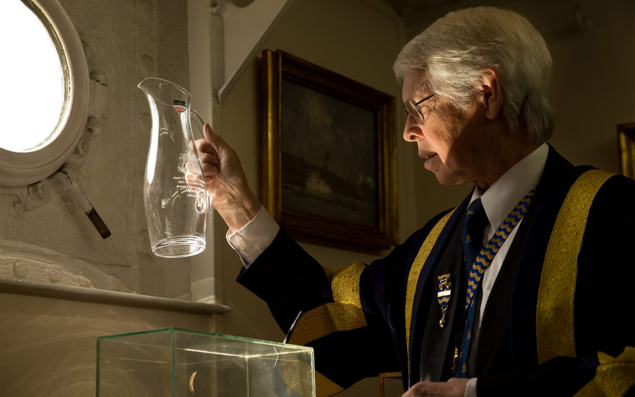 Carey Marks Photography, Worshipful Company of Water Conservators, City of London Corporation, Guilds, London Guilds, Livery Company, portrait, Reportage, documentary photography.