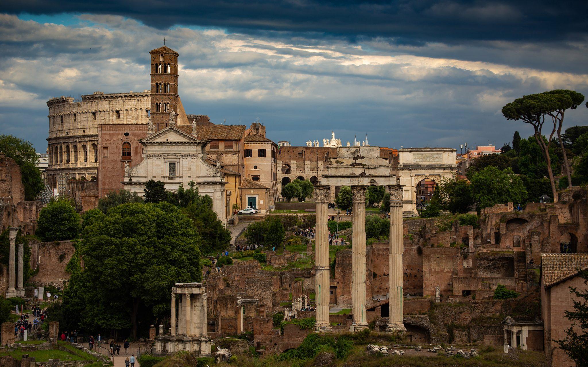 Global Symposium on Soil Erosion, FAO, UNFAO, United Nations, Eternal City of Rome, Circo Massimo, Palatine Hill, Roman Forum.