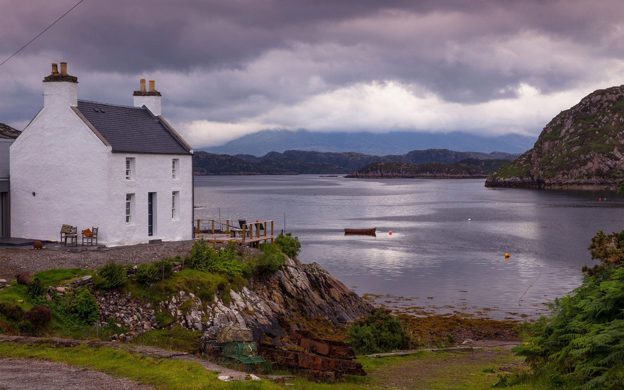 Carey Marks Photography, Documentary Photography, nature, environmental science, Mountains, Landscape, Highlands, Scottish Highlands, Lairg, Sutherland, Vista, Panorama, Landscape photography, Fangamore, Scourie.